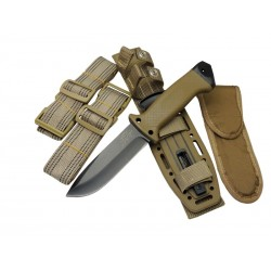 Tiger Strongarm Black Tactical Bıçak