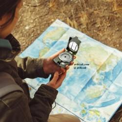 Profesyonel Askeri Kamp ve Avcı Pusulası